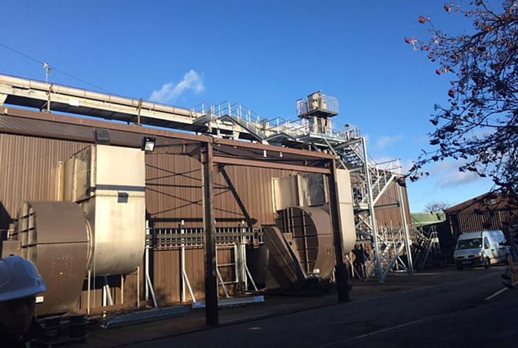 Edwards Engineering case study: Crisp Malting's Portgordon Malthouse