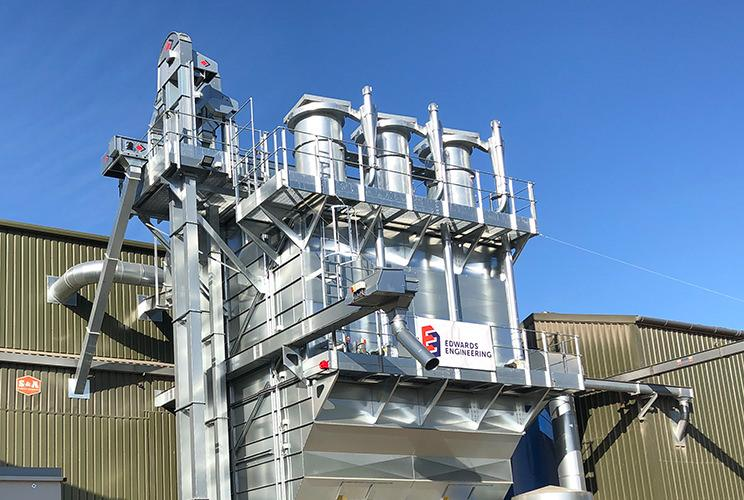 Edwards Engineering case study: Balgonie Estates plant