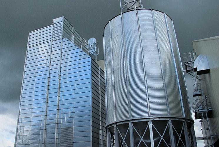 Edwards Engineering case study: East of Scotland Farmers grain dryer