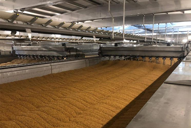 Edwards Engineering case study: Muntons germination plant